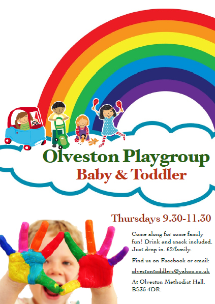 Olveston Playgroup Babies Toddlers